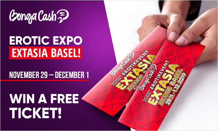 FREE TICKETS - Extasia Basel